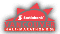2013 Scotiabank Vancouver Half-Marathon and 5k